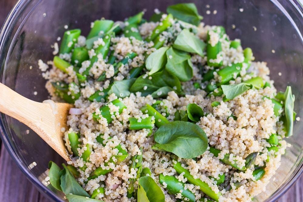Spring Quinoa Salad-5567