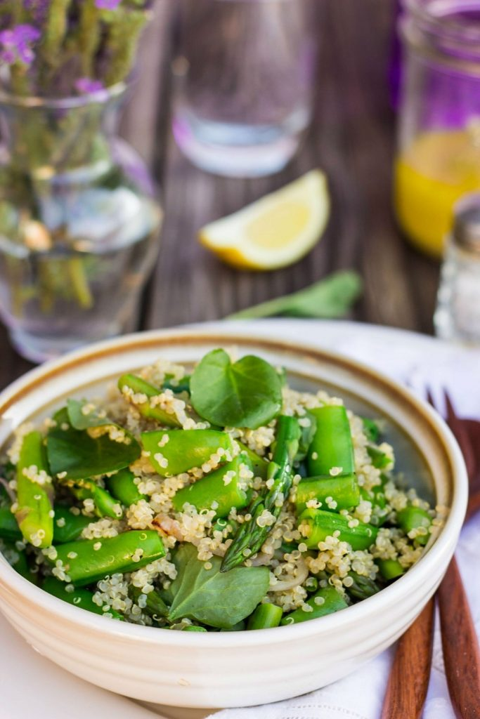 Spring Quinoa Salad-5574new