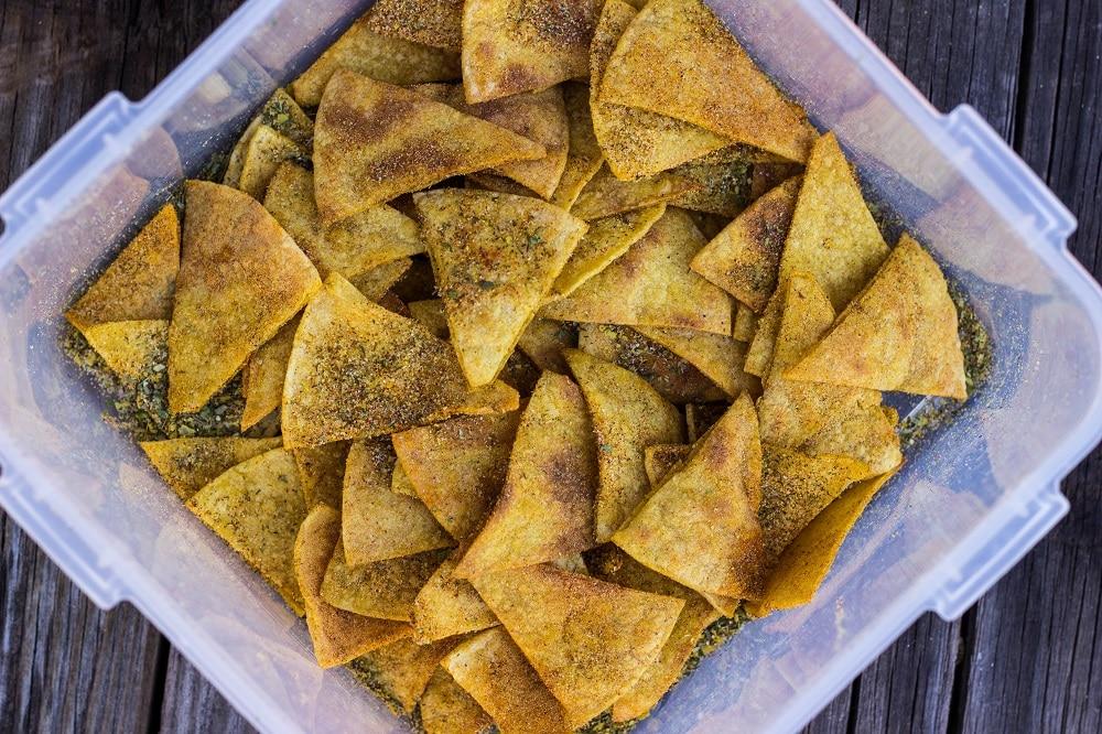 how to make homemade doritos