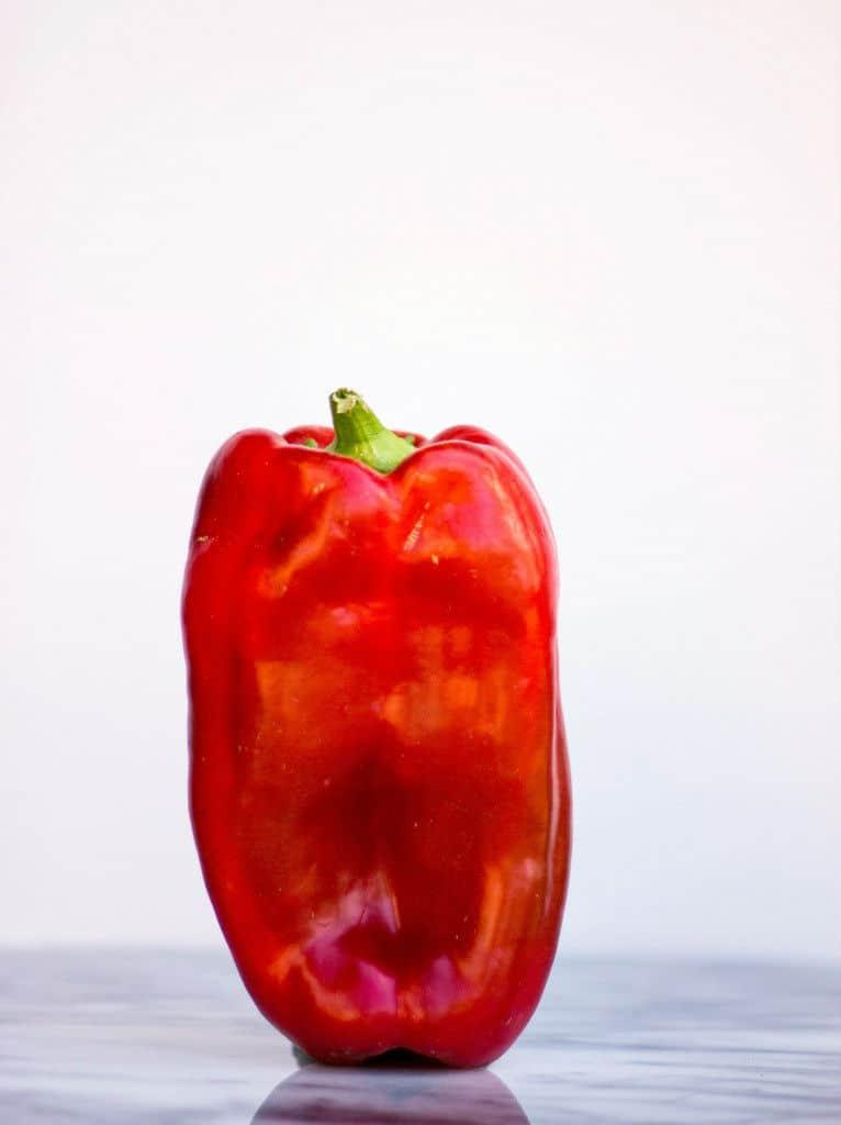 26bcc84a050e Homemade Roasted Red Pepper Enchilada Sauce  gf+v  - She Likes Food