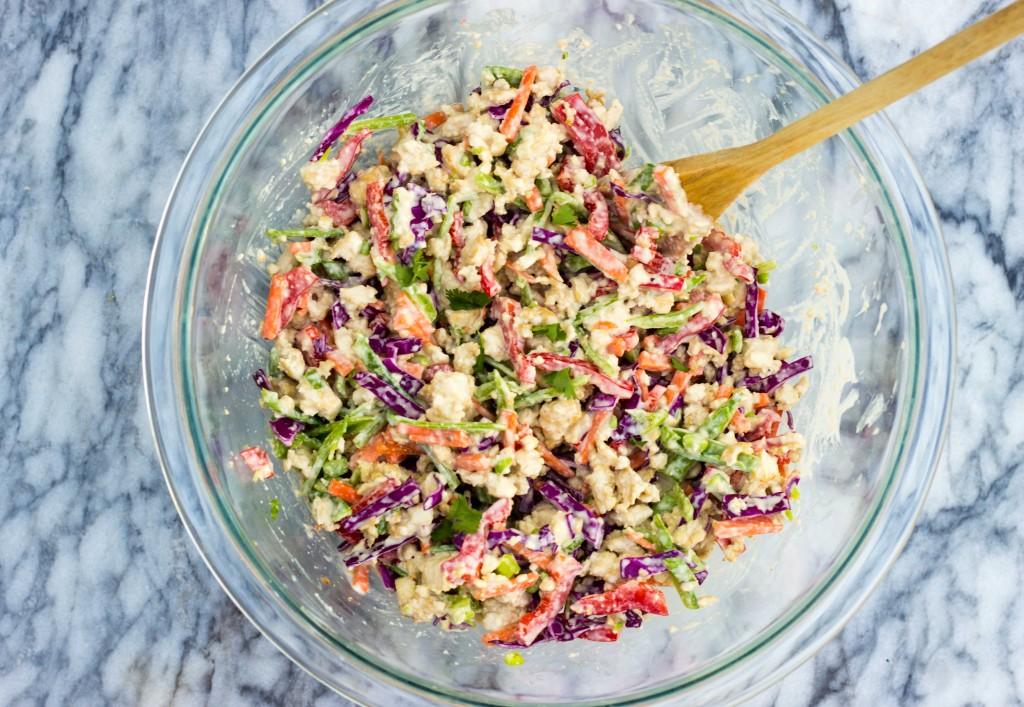 Asian Tofu Salad Sandwiches-9093