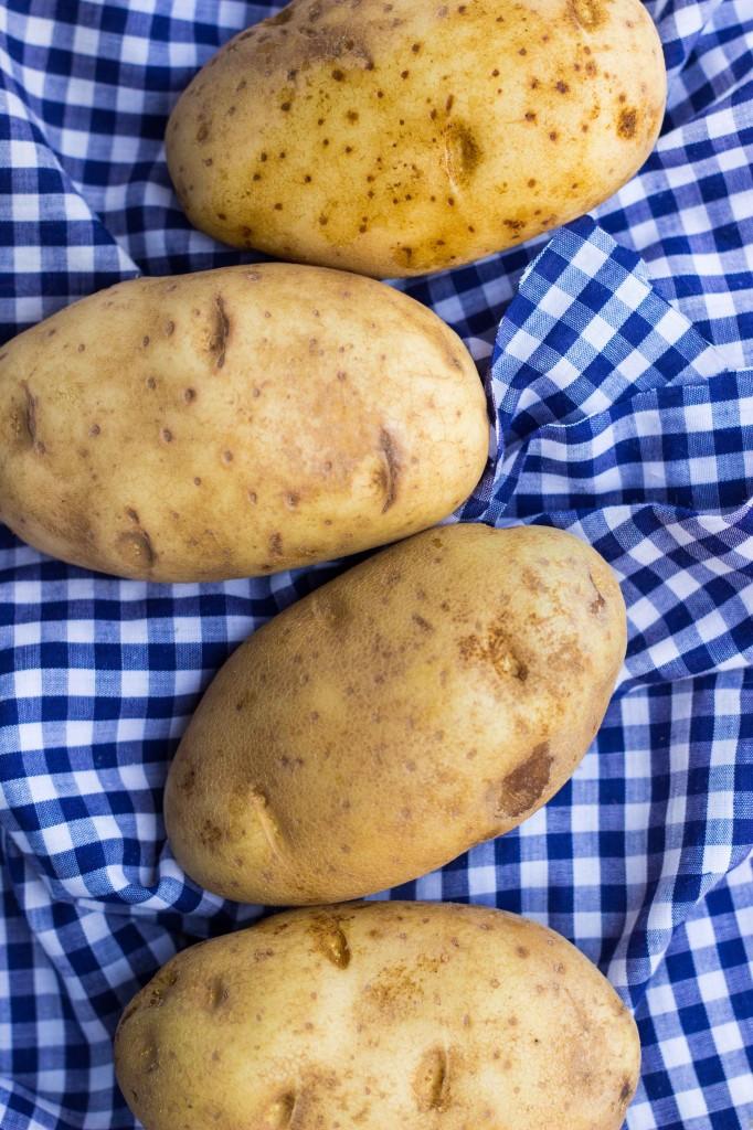 Salt & Vinegar Grilled Potato Wedges by Isadora Lassance ...