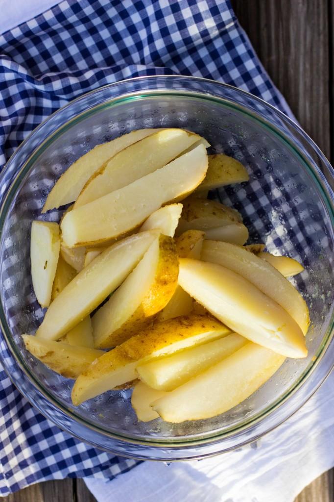 Salt & Vinegar Grilled Potato Wedges-0275