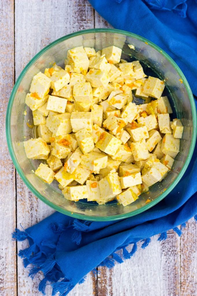 Anti-Inflamatory Rice Bowls with Turmeric Marinated Tofu-1393