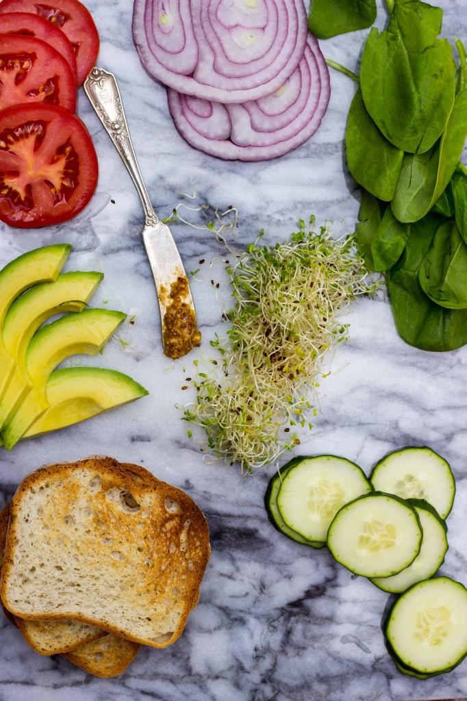 Ultimate Veggie Sandwiches with Smokey Tofu & Lemon Basil Mayo-1304
