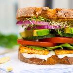 Ultimate Veggie Sandwich