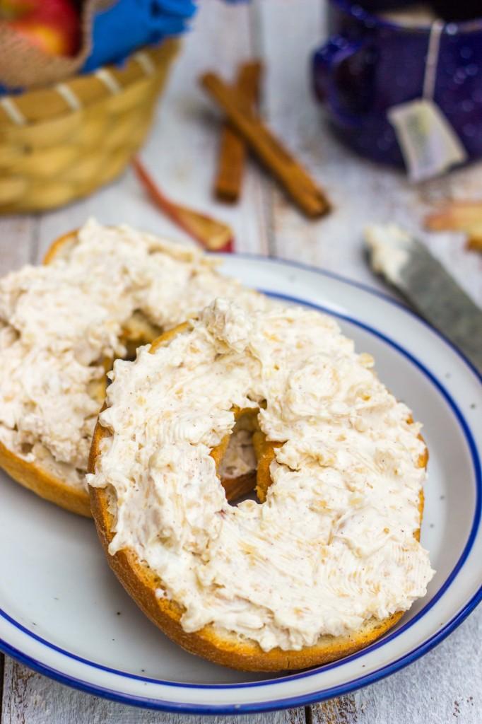 Apple Pie Cream Cheese-Main Photo