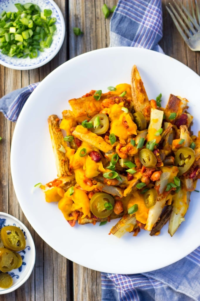 Vegan Chili Cheese Fries-6035