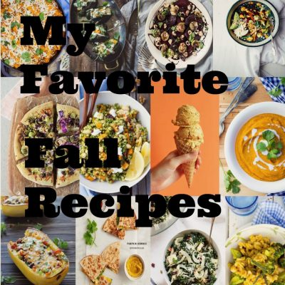 My Favorite Fall Recipes + a GIVEAWAY!!
