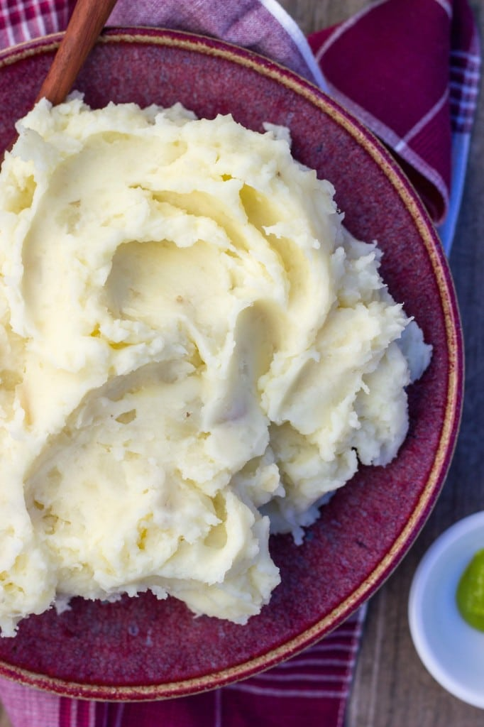 Parmesan Wasabi Mashed Potatoes-6950