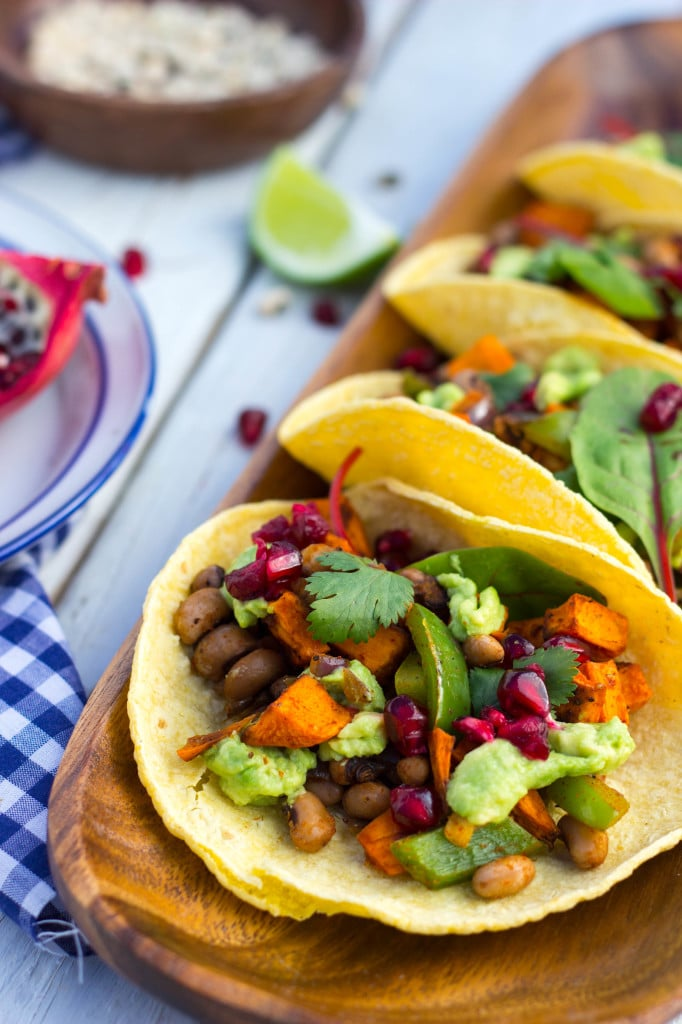 Black Eyed Pea and Sweet Potato Tacos-8124