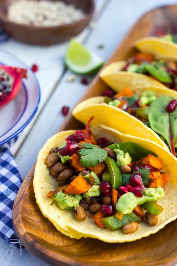 Black Eyed Pea and Sweet Potato Tacos-8124