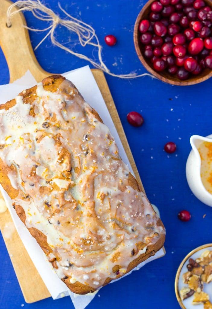 Super Moist Gluten Free Loaded Pumpkin Bread-7559