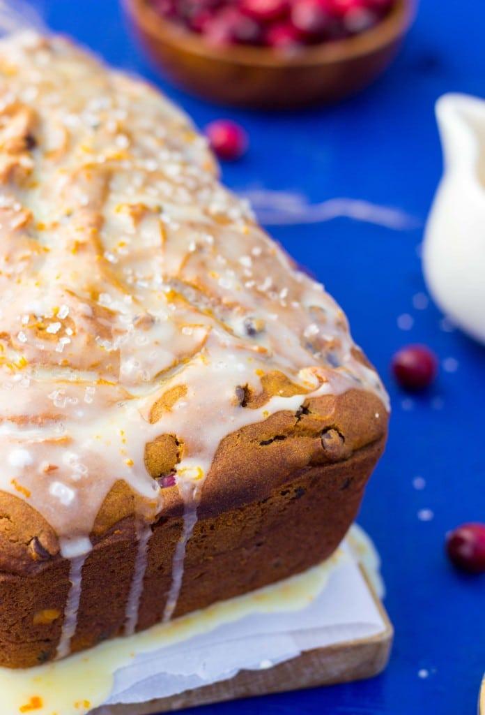 Super Moist Gluten Free Loaded Pumpkin Bread-7564