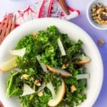Refreshing Kale Salad with Apples