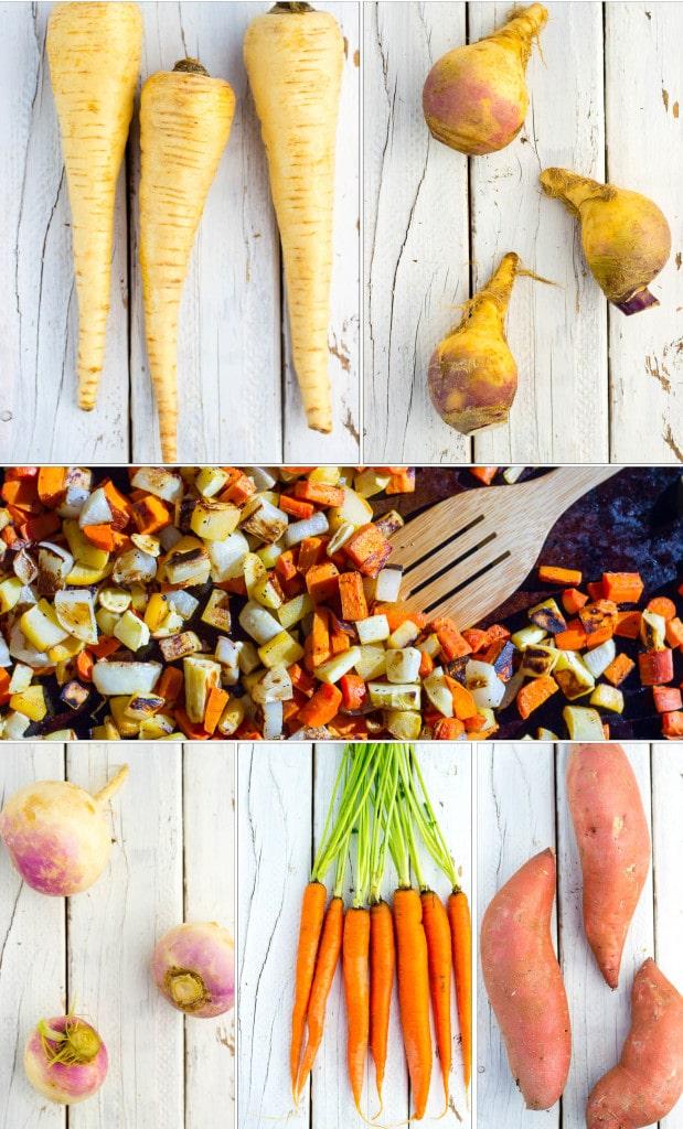 Root Vegetables-