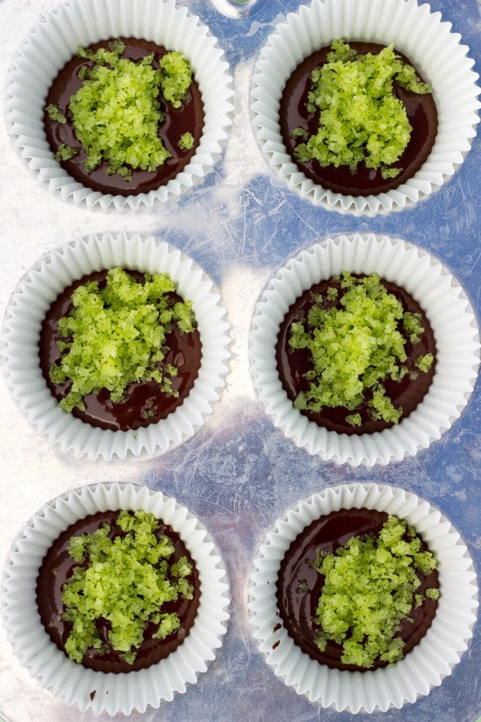 Homemade Peppermint Patty Cups-8871