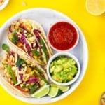 Citrus & Miso Marinated Tofu Tacos2
