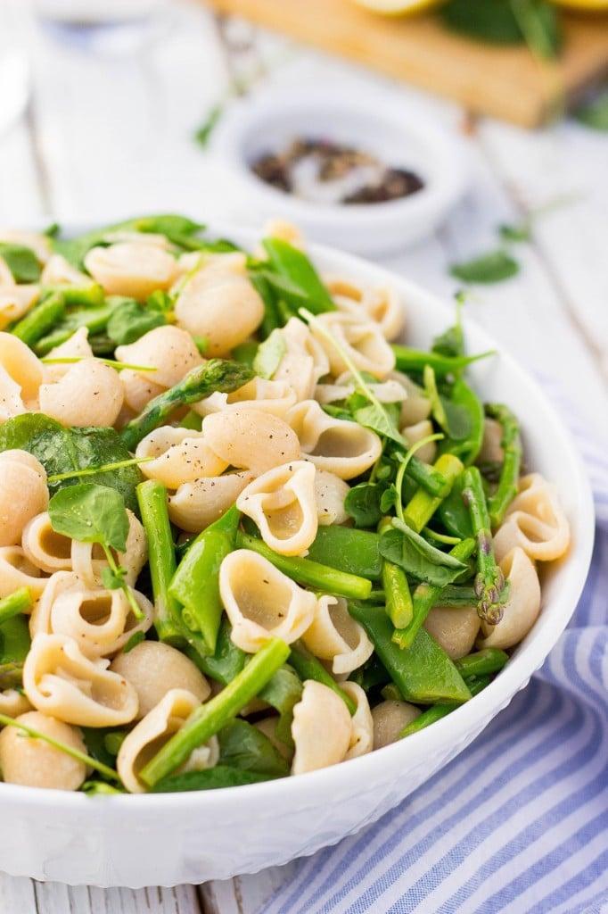 Spring Pasta Salad 1