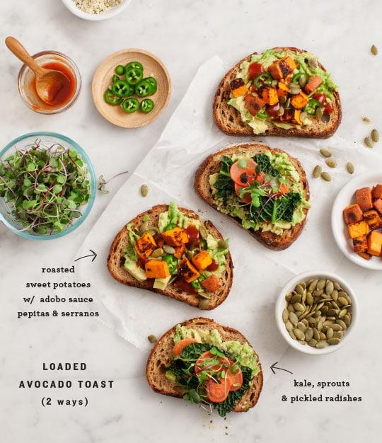22 Delicious Amp Creative Toast Recipes A 500 Amazon