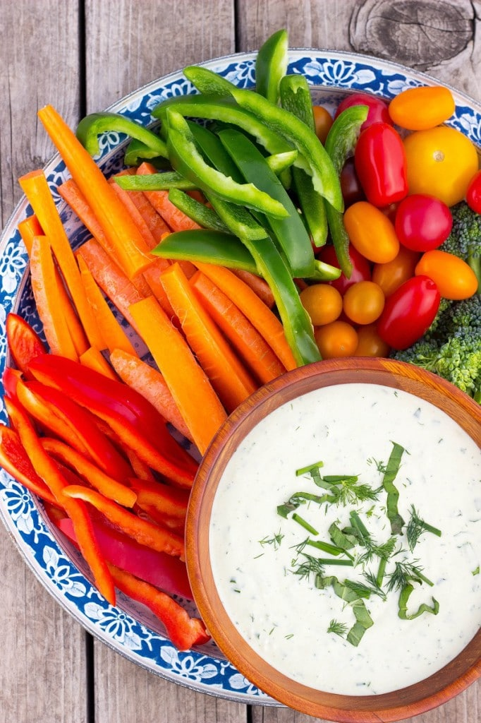 The Best Vegan Ranch Dressing She Likes Food