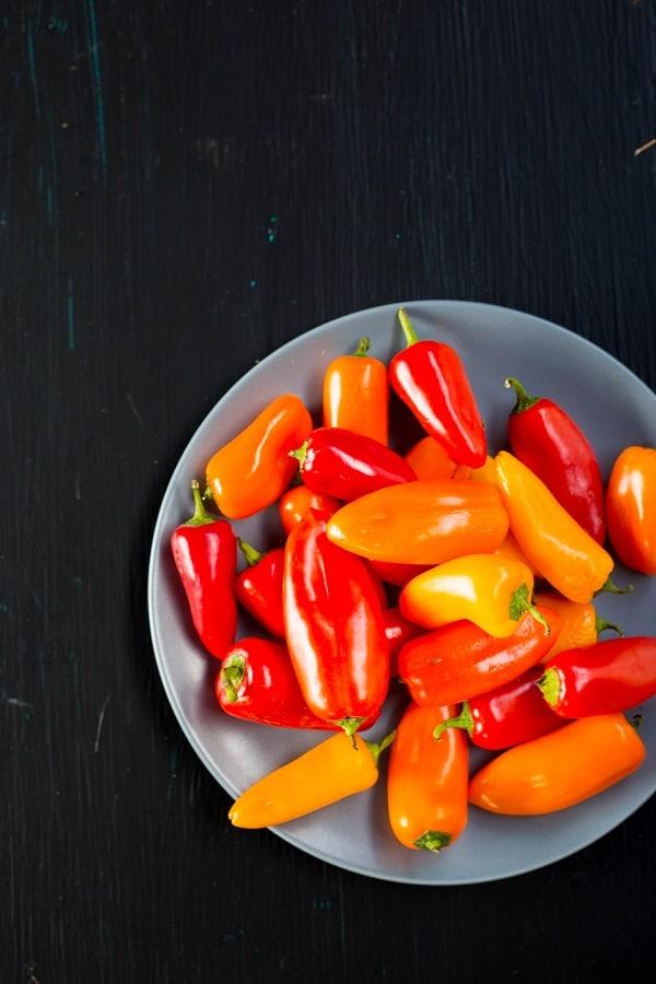 Tex Mex Sweet Pepper Poppers-5952
