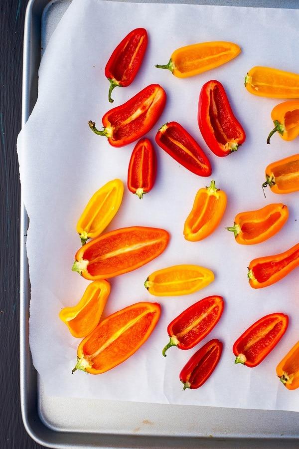 Tex Mex Sweet Pepper Poppers-6104