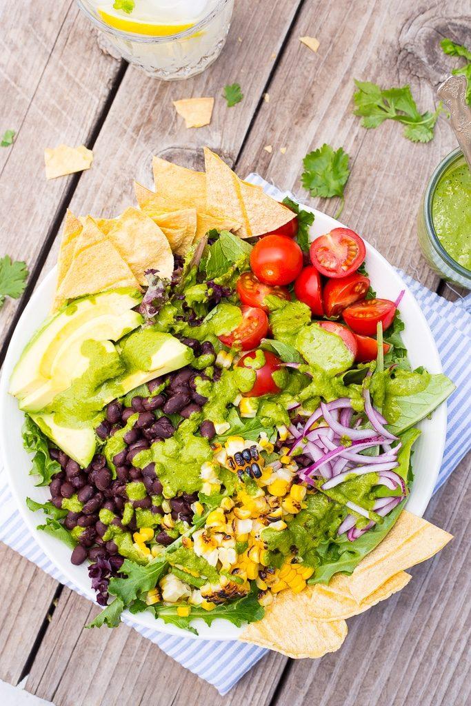 Summer Taco Salad Bowls-0013