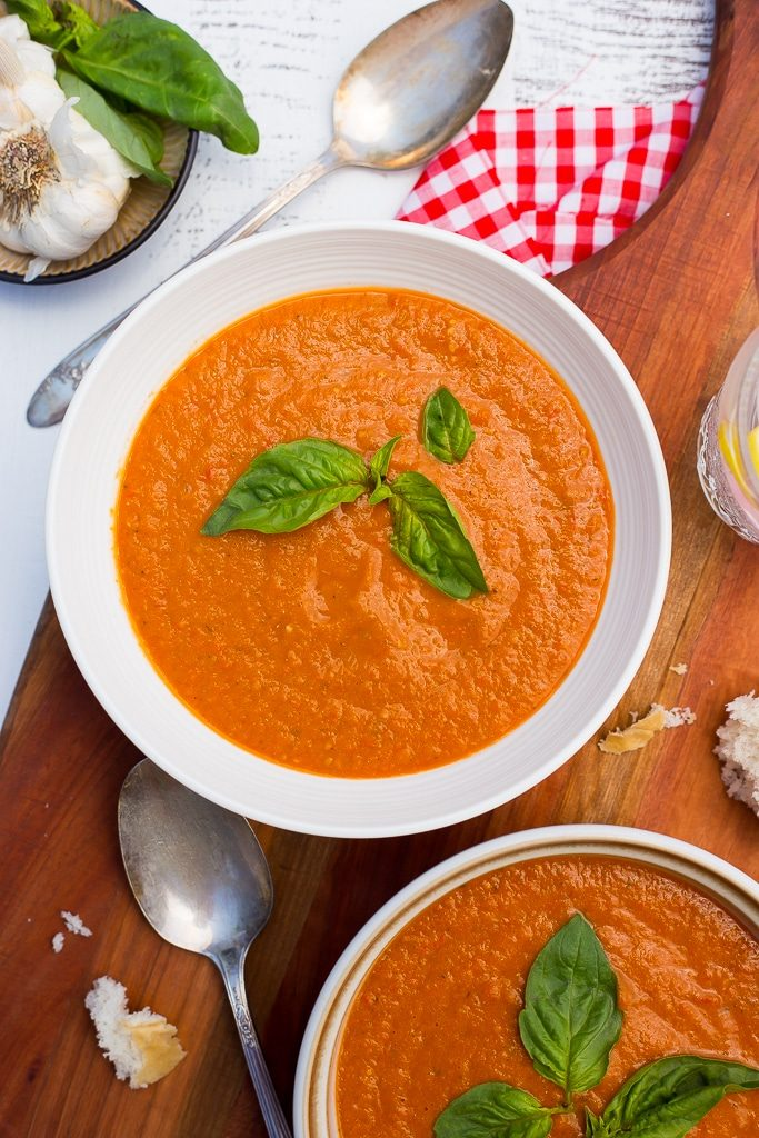 Chilled Cherry Tomato Soup-0307