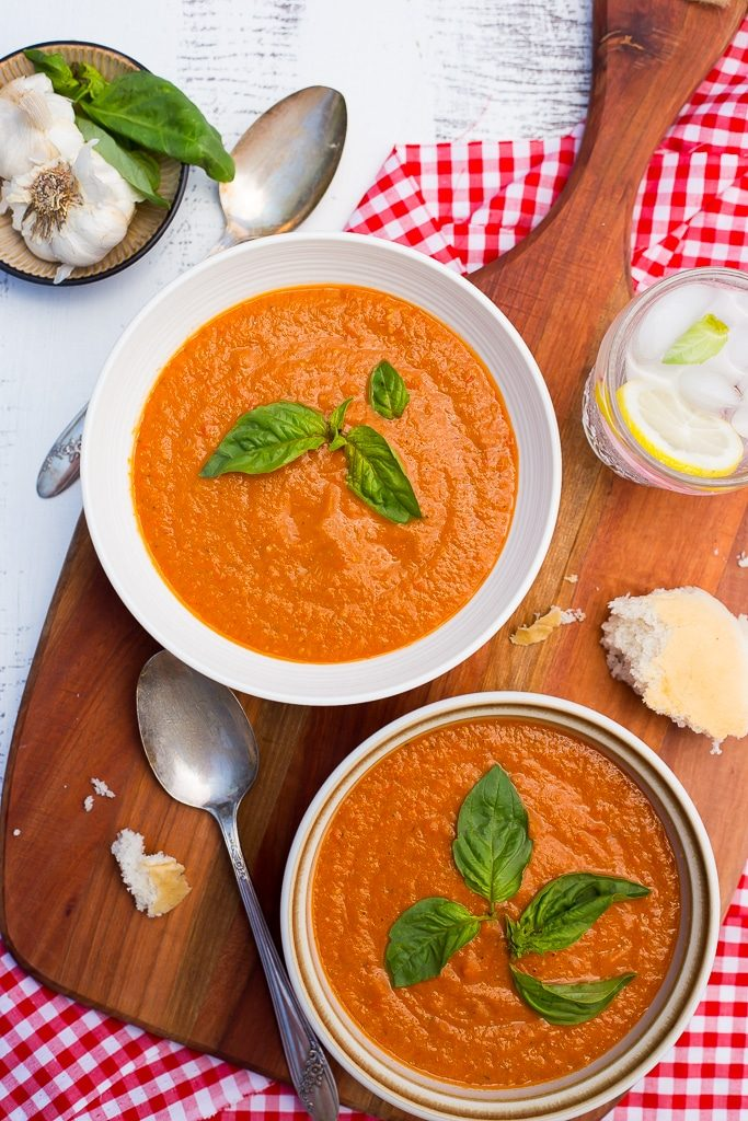 Chilled Cherry Tomato Soup-0322