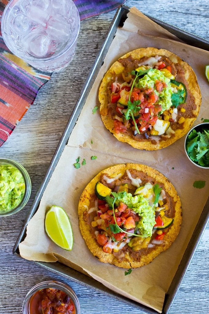 30-Minute Summer Vegetable Tostadas-4814