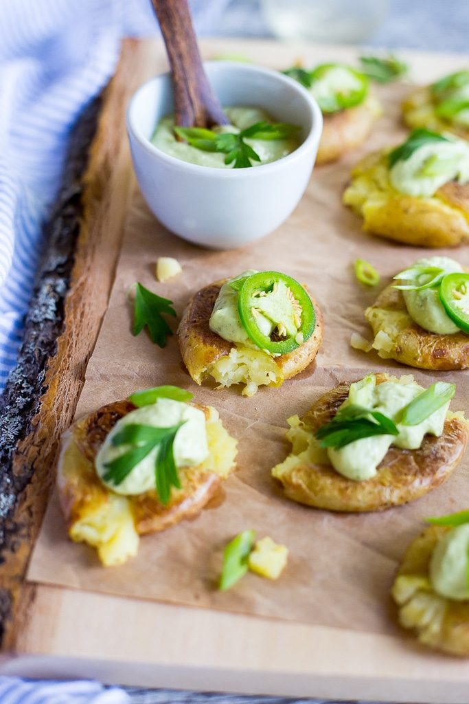 Crushed and Crispy Potatoes with Jalapeno Ranch-5911 main