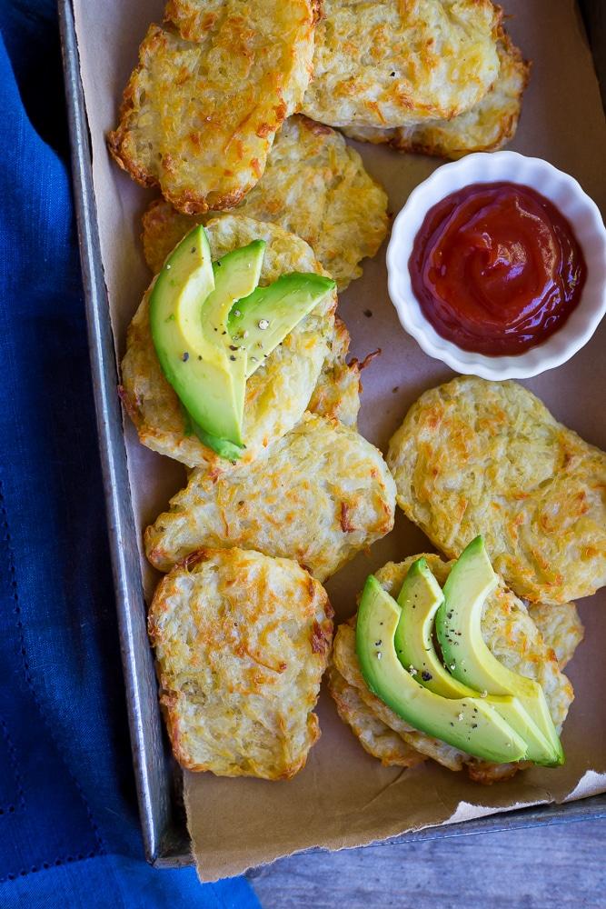 3-Ingredient Baked Breakfast Hashbrowns-8743