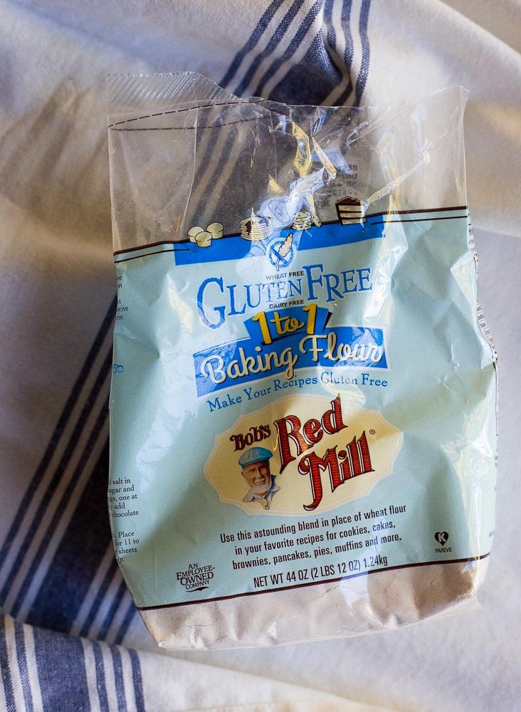 Gluten Free Cinnamon Roll Cookies with Cranberry Orange Glaze {vegan}-0039