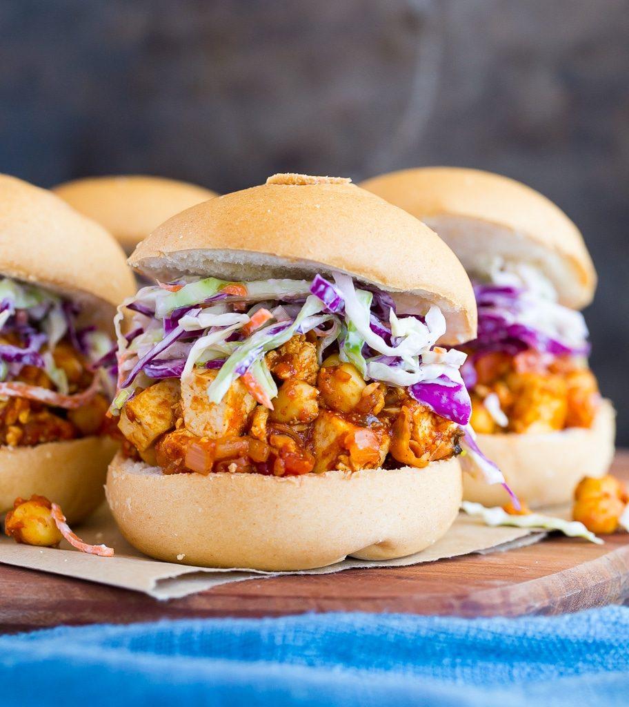 Tofu and Chickpea BBQ Sandwiches1-4960