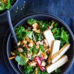 Asian Kale Power Salad