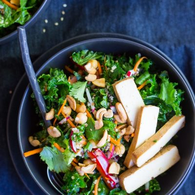 Asian Kale Power Salad