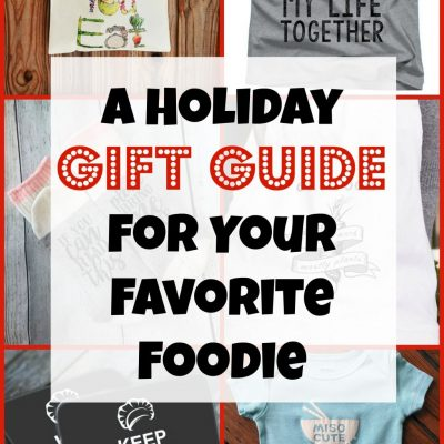 A Holiday Gift Guide For Your Favorite Foodie