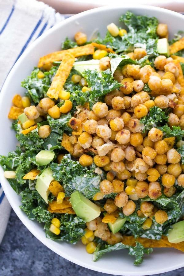 southwestern-caesar-salad-with-garlic-chickpeas-2-600x900