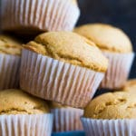 Sweet Potato and Brown Sugar Muffins