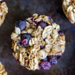 Healthy Baked Oatmeal Cups - 6 Ways-9411