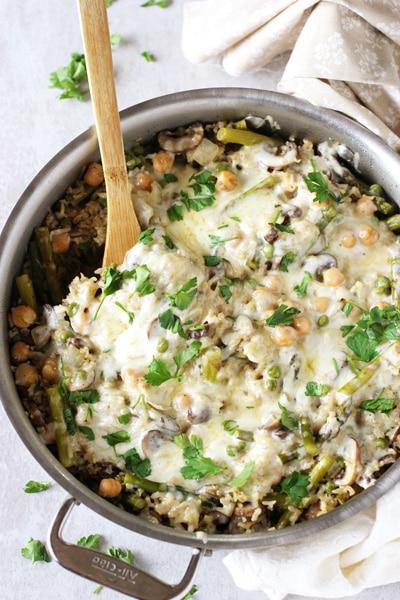 Skillet_spring_vegetable_brown_rice_casserole3