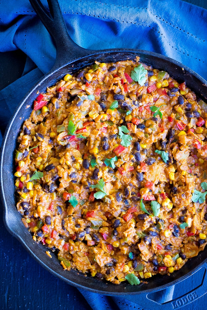 30 Easy Vegetarian One Pot Dinner Recipes She Likes Food