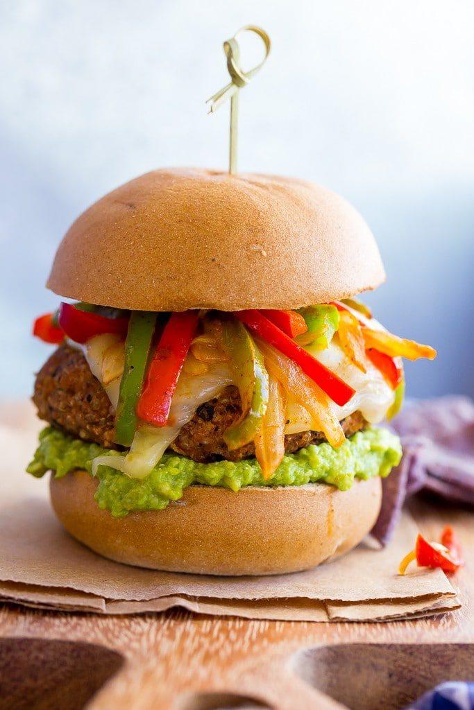 Black-Bean-Veggie-Fajita-Burgers-2985-683x1024