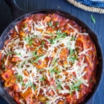 Main-30 Minute Pizza Skillet Casserole-0837