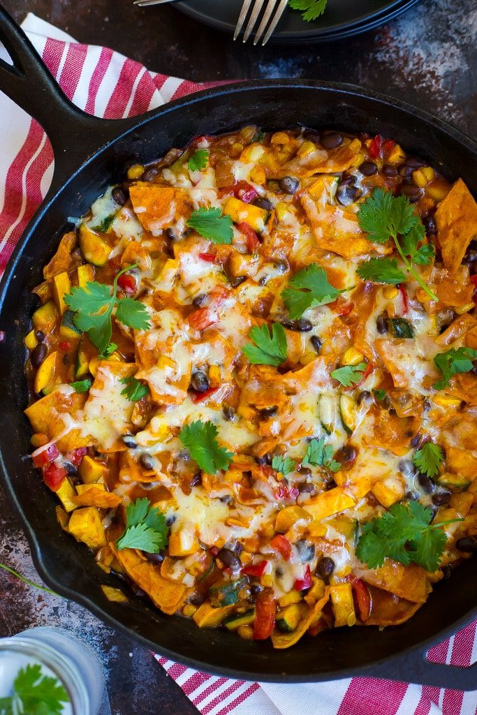 One-Pot-Stove-Top-Enchiladas-Summer-Style-3375-683x1024