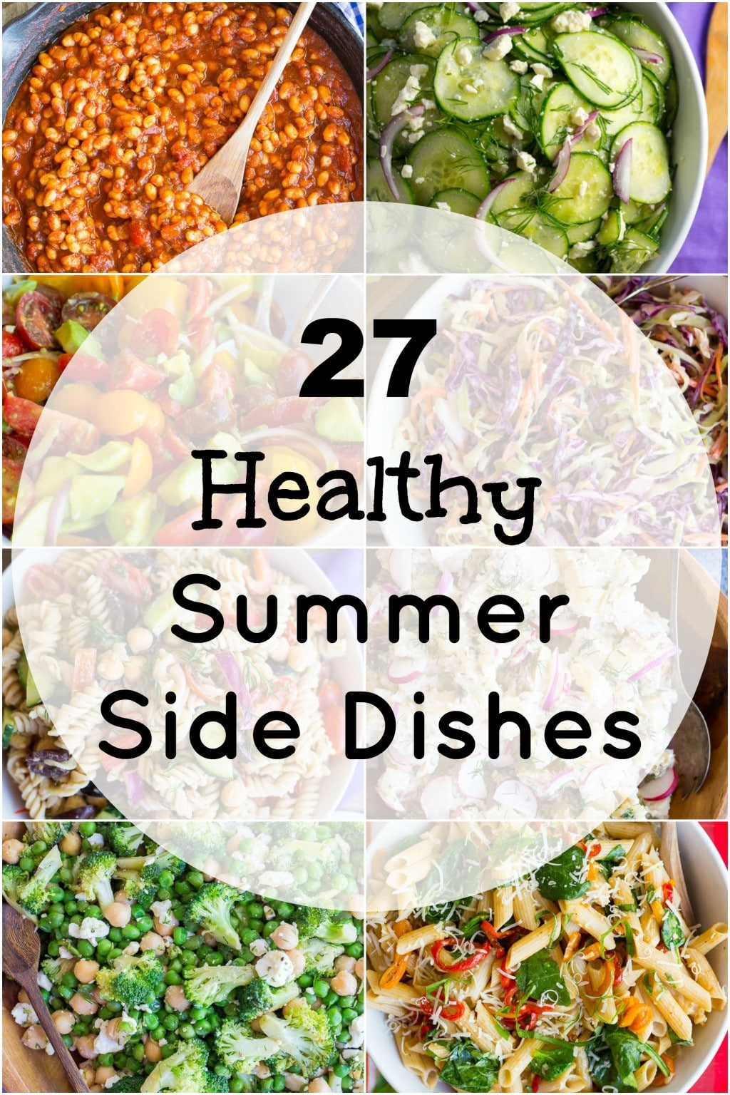 27 Healthy Summer Side Dishes She Likes Food