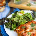 Quinoa-Black-Bean-Green-Chili-Enchiladas-8478-682x1024