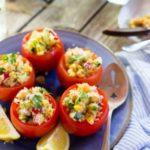 Quinoa-and-Chickpea-Stuffed-Tomatoes-0552-200x300