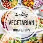 Healthy Vegetarian Meal Plan – Week 47
